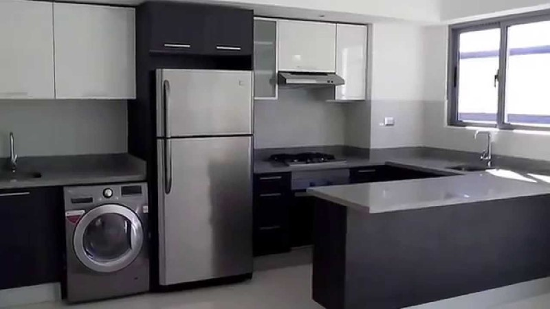 Mesones de cocina en porcelanato negro tutte le immagini for Medidas de mesones para cocina